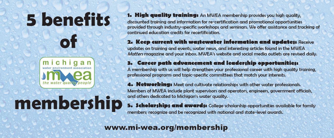 Membership - Michigan Water Environment Association